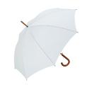 Parapluie automatique à canne en bois