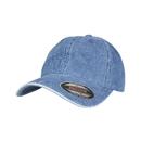 Gorra de mezclilla de perfil bajo