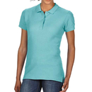 Premium Cotton® Ladies` Double Piqué Polo