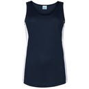 Chaleco Cool Contrast para mujer