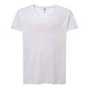 Curves Slub T-Shirt femme
