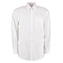 Camicia Oxford da uomo classica vestibilità classica manica lunga