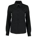 Women`s Tailored Fit Bar Shirt Long Sleeve