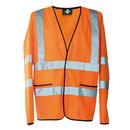 Light Weight Hi-Viz Jacket EN ISO 20471 Class 3