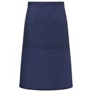 Bistro apron basic with pocket