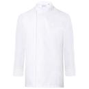 Camicia cuoco basic a maniche lunghe