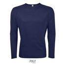Camiseta deportiva de manga larga para hombre Sporty