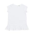 Girls Frill T Shirt