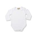 Long Sleeved Baby Bodysuit