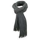 Ribbed Scarf