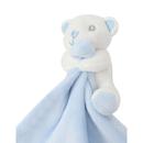 Baby Animal Comforter With Rattle