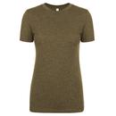T-shirt triple mélange pour femme