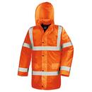 Abrigo de autopista de alta visibilidad