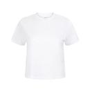 T-shirt court pour femme