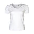 T-shirt elasticizzata da donna