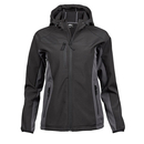 Womens Hooded Lightweight Performance Softshell