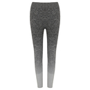 Ladies` Seamless Fade Out Leggings