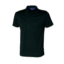 Cooltouch Textured Stripe Polo