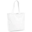 Maxi bolso de algodón orgánico premium