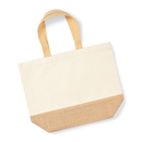 Jute Base Canvas Bag XL