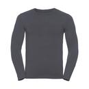 Camiseta HD de manga larga para hombre