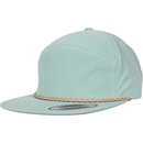 Color Braid Jockey Cap