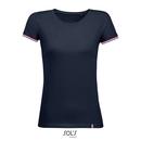 Women´s Short Sleeve T-Shirt Rainbow