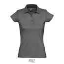 Women`s Jersey Polo Shirt Prescott