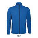 Men's Softshell Zip Jacket Race