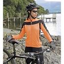Haut de performance à manches longues pour femmes Bikewear