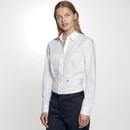 Blusa de mujer Slim Fit manga larga