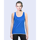 Contrast Technical Vest Women`s