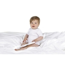 Short Sleeve Baby T-Shirt Polyester