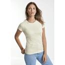 Camiseta orgánica pura para mujer