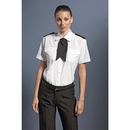 Ladies` Pilot Shirt Short Sleeve