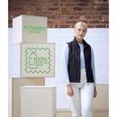 Calentador de cuerpo Softshell para mujer reciclado Honestly Made