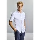 Camisa Coolmax® de manga corta para hombre