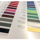 YOW! Farbkarte pro glänzend und Spezialfarben