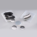 100 magnetische Buttons 75mm