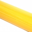 3M reflective 580 E perm. lemon yellow, 122cm x