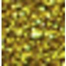 Stahls Flexfolie Glitter, gold, 50cm x 1m