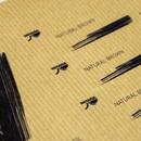 Ritrama NATURAL BROWN for laser printing, 125m x 200m