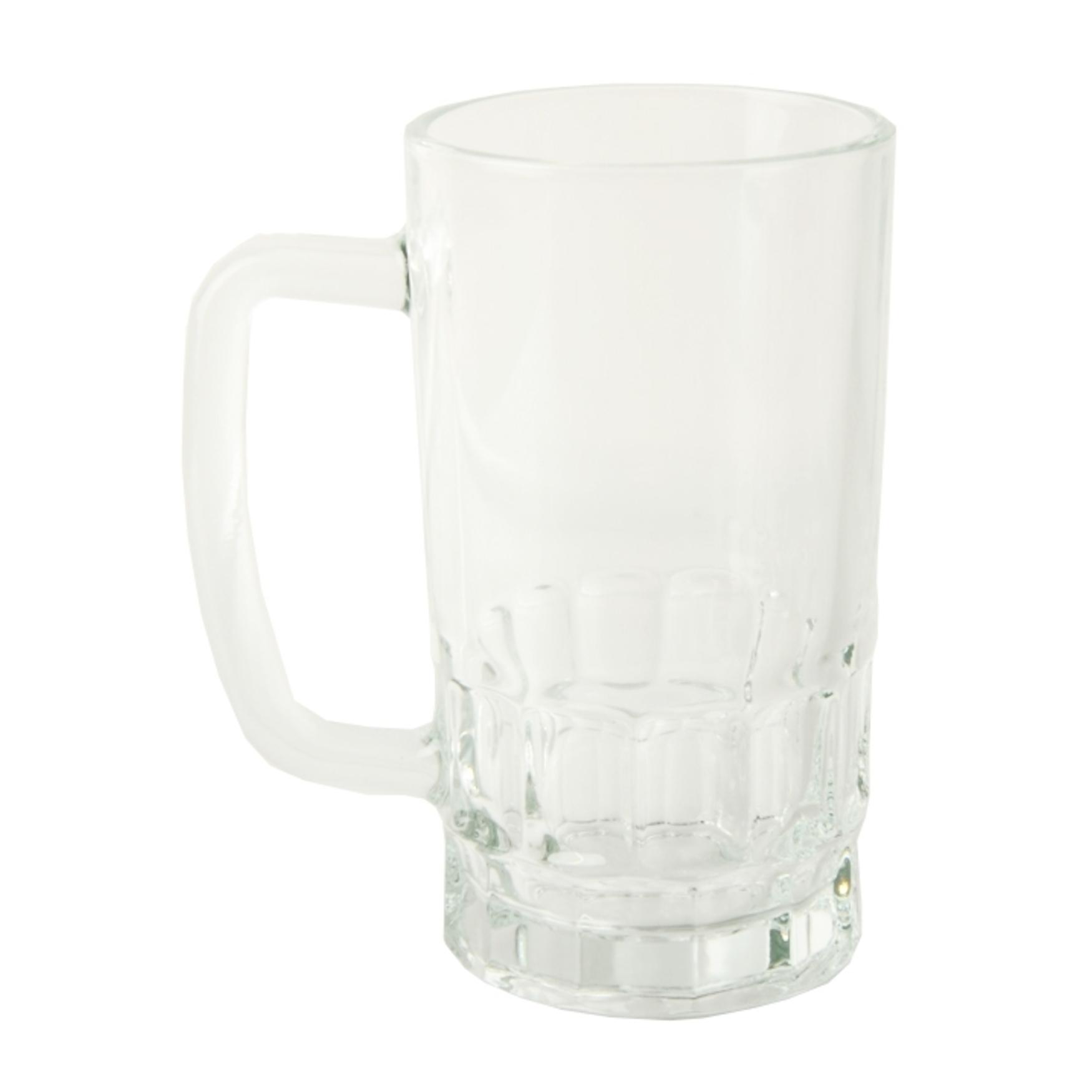 336decb71914fa Mugs - bière 24 carton verre chope, 22 oz, 15,6cm haut de Secabo