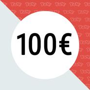 YOW! Vale de compra de 100 EUR