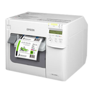 Epson TM-C3500 InkJet colour label printer