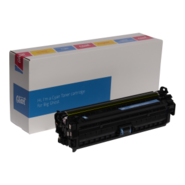 Big  Ghost Toner Cartridge Cyan