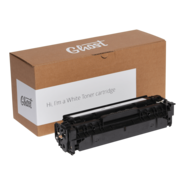 Little Ghost Vol. 3 Toner Cartridge White
