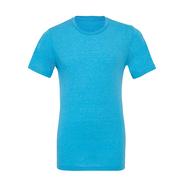 T-shirt à encolure ras du cou unisexe Triblend Triblend