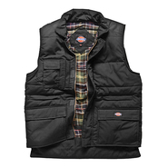 Multipocket vest with cotton lining