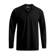 Men´s Heavy Polo Longsleeve
